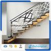 Pasamano de moda de la escalera del acero inoxidable