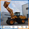 2.5 Tonnen-Aufbau-Maschine Midium Rad-Ladevorrichtung mit verschiedenen Zubehören