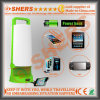 Éclairage LED solaire pliable de 12 SMD pour Campinng avec USB (SH-2003)