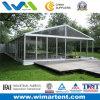 8X15m ausgeglichenes Glaswand-Partei-Zelt mit hölzernem Fußboden