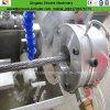 Machines de tissu-renforcé de fabrication de boyau flexible de PVC