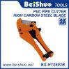 Profissional de mangueira de plástico Ratcheting PVC Plumbing Pipe Cutter Tool