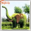 Gras van de Olifant van de Fabriek van China het In het groot Kunstmatige Topiary