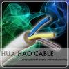 Veste 3x2.5mm2 3x1.5mm2 3X4.0mm2 3X6.0mm2 3X10.0mm2 PVC CCA conducteur RVV câble