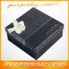 Caja de papel de regalo negro mate