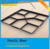 Molde concreto plástico del pavimento del jardín de DIY del molde al por mayor del pavimento