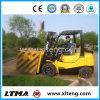 Forklift duplo do combustível Forklift de um LPG&Gasoline de 2.5 toneladas com motor de Nissan