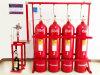 GAS-Feuerlöscher-System des Fabrik-direktes Zubehör-80L90L Ig541 Misch