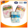 Fabricante descartável colorido dos tecidos do bebê em China