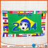 Bon marché de gros drapeaux de pays en polyester