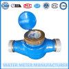 Mètre d'eau magnétique intelligent du gicleur Dn50 de roue de corps en laiton sec multi de cadran
