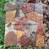 Puimsteen, de Willekeurige Tegel van de Muur van de Steen van de Lava van de Vorm voor Bouw, Irrigatiewerkzaamheden, het Malen, Filter