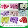 Los Jefes de simulación de la flor rosa Artificial Bouquet decoración floral