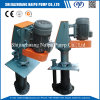 Pompe acide verticale en caoutchouc de boue (100RV-SPR)