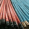 Stahldraht-Betonpumpe-Gummienden-Schlauch mit Flansch
