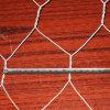 Engranzamento de fio sextavado galvanizado polegada da torção 1/2