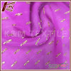 Kleid-Gewebe-spezielles Entwurfs-Polyester dickflüssiges Elastane Gewebe