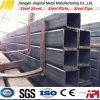 Tubería de acero del cuadrado común del carbón Q195 para el edificio de la estructura