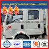 De Chinees 4X2 Dubbele Vrachtwagen van de Lading van de Zijgevel van de Cabine van de Rij HOWO Lichte