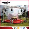 Einfach kleines Konzert-Ton und Beleuchtung DJ-installieren Systems-Stadiums-Binder