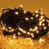 10meter 100 LED防水多色刷りLEDの太陽クリスマスの照明