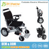 Rolstoelen van de Macht van het aluminium Ultralight Handicap Gebruikte