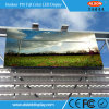 P10 RGB im Freien örtlich festgelegte LED Panel-Anschlagtafel für Reklameanzeige