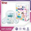 Libre d'échantillons de couches super doux des couches pour bébé avec l'Assurance Qualité