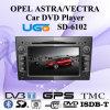 Speciale GPS van de Auto DVD Speler voor Opel Astra/Vectra (BR-6102)