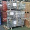 Hochleistungsfaltbarer Ineinander greifen-Stahlkasten für logistisches Gerät