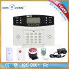 Sistema de alarma inalámbrico GSM