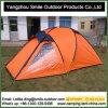 Esportes hidropónicos acampamento ao ar livre da barraca da família do curso de 3 estações