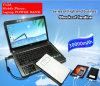 30000mAh de dubbele Bank van de Macht van de Output van USB en van gelijkstroom Draagbare Universele voor Laptop
