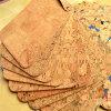 Véritable Wood-Grain Cork en cuir pour le papier peint (HS-M286)