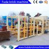 Máquina de molde hidráulica automática feita sob medida grande do bloco de cimento com Ce