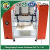 Nuevo diseñador de la llegada de maquinaria de rebobinado de papel de aluminio