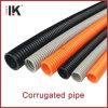 Tube ondulé de fil de pipe flexible en plastique de boyau de qualité