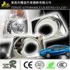 Cubierta auto del laminado de cromo de la luz de niebla del coche para el Aqua de Toyota 10 series