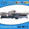 PBT / MDPE Filler Masterbatch Plastic Compounding Pelletizing Machine