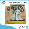 Impression polychrome de livre de livre À couverture dure de journal de coloration bon marché faite sur commande