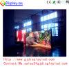 Heiße gebogene LED Trennvorhang-Bildschirmanzeige des Verkaufs-Stufe-Hintergrund-P10