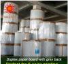 Papel duplex dupla revestido