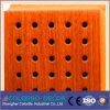De baixa frequência absorver o painel acústico de madeira