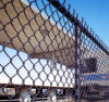 Звено цепи с покрытием из ПВХ ограждения /Корт ограды/ баскетбольная площадка ограждения