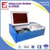 Macchina per incidere del laser del timbro di gomma Shandong Cina