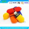 流行の楕円形の形USBのフラッシュ駆動機構(ET605)