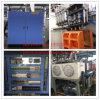 Chaîne de production en plastique de bouteille de HDPE/PP/LDPE/PE