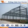 Edifício da construção de aço do baixo custo de China da vertente do Prefab
