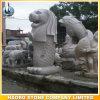 Het gesneden Beeldhouwwerk van Singapore Merlion van het Standbeeld Merlion