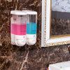 Dispensateur de savon Liquir pour salle de bain (KW-122)